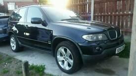 2006 '56' BMW X5 3.0D AUTO SPORT BLACK 4X4