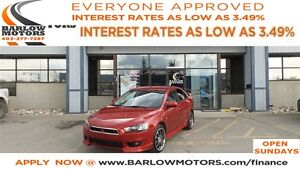 2010 Mitsubishi Lancer GTS (APPLY NOW DRIVE NOW!)