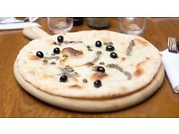 Italian restaurant looking for a Pizza Chef