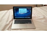 Apple macbook pro, 13inch As new