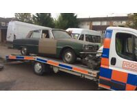 We want your classic car any age or condition we come to you