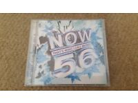 Now That's What I Call Music 56 Double CD