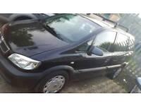 Vauxhall zafira 1.6 53plate