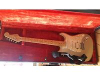 FENDER 1997 USA LONE STAR MINT WITH FENDER HARD CASE