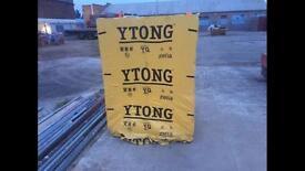 Building blocks Ytong six pallets