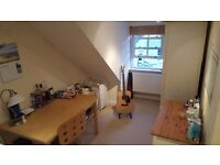 Furnished double room available in shared house - young professional wanted