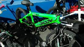 Bmx bicycles for sale 2 to choose from £65 each TEL 02840662863 Mob 07802429307 no texts please