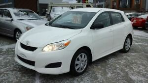 2013 Toyota Matrix A/C, CRUISE,Bluetooth,Gr Électr