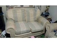 Sofas 2 seater and 3 seater