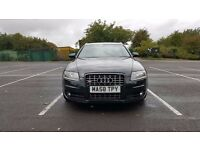 Audi A6 ( S6 Rep) 2.0 TDi In Metallic Black With The Desirable Auto Paddleshift Box