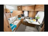 2015 Swift Challenger Sport 586 6 birth Caravan