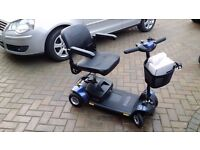 mobility scooter go go elite traveller (fits in car boot)