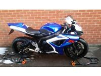 Suzuki GSXR 750 k7 for sale