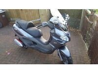 piaggio x9 250cc 2004