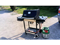 Weber Outdoor Barbeque FOR SALE! Gas Included