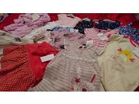 Brand new 9-12months girls clothing bundle