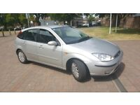 FORD FOCUS AUTOMATIC, SERVICE HISTORY VERY GOOD CONDITION