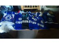 Chelsea shirts
