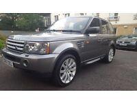 *** Range Rover sport 3.6v8 diesel swap px car van ***