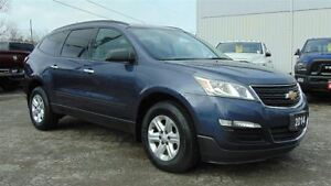 2014 Chevrolet Traverse LS - ONE LOCAL OWNER - CLEAN CARPROOF