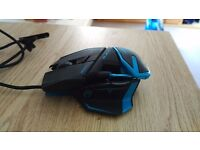 MadCatz R.A.T. TE gaming mouse.
