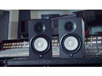 Yamaha hs5 studios monitors £180