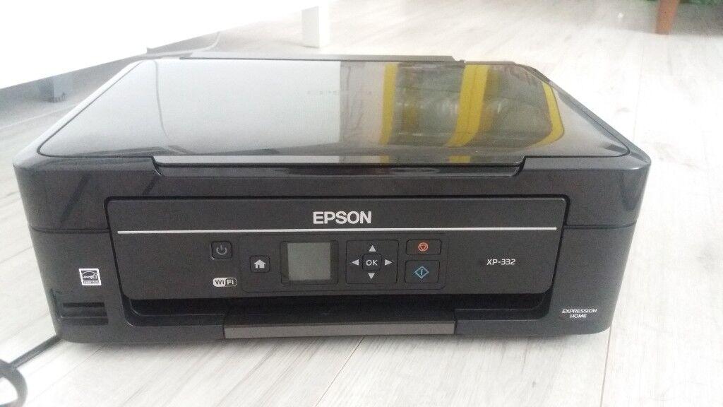 Wifi printer / scanner - new