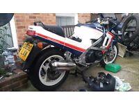1989 Kawasaki GPZ 600 AND a 1990 Kawasaki GT550, both bikes to be sold together.
