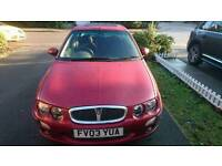 Rover 25 1.4 low mileage