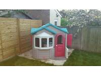 Step 2 welcome home play house playhouse Wendy house little tykes