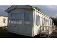 Static Holiday Caravan Hobourne Blue Anchor Bay, Somerset For Sale £19,500 ONO