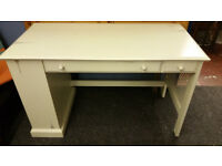 Vintage Style Kitchen Table/Work Surface /Computer Desk