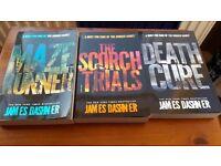 James Dashner - The Maze Runner Series - The Maze Runner /The Scorch Trials / Death Cure