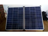 Portable fold up Solar Panel 90wp (model STFP90)