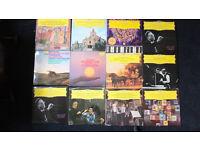 JOB LOT 32 AND 2 BOX SETS CLASSICAL RECORDS