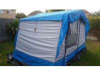 JUST KAMPERS DRIVE AWAY AWNING