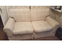 Sofa and Armchair - Free to collector