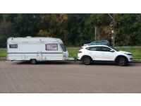 Touring caravans for hire / self tow or have delivered / 2,4 & 5 berths
