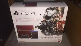 Limited Edition PlayStation 4 1TB upgraded