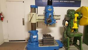 Radial Drill / Perceuses Radiales