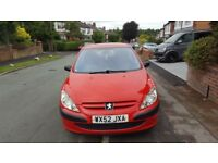 For sale Peugeot 307