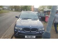 bmw x5 3.0d sport 115k ful service history immaculae
