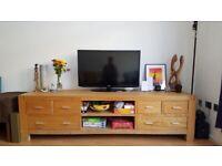 Oak Sideboard / TV Stand / Drawers
