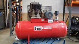 Howden FINI AIR Compressor 270 litre