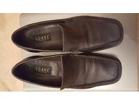 Loake Slip-on Shoes Size 8