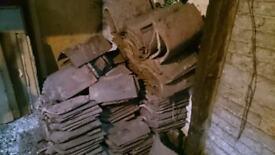 Pan Tiles - Original Clay Ridge Tiles