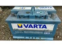 Varta diesel car van 4x4 battery