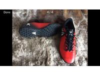 Adidas Astro turf trainers football boots shoes