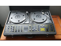 Citronic Dual Turntable - Vintage
