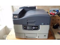 OKI C9655n A3 Colour LED Laser Printer.